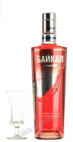 Baikal Клюква настойка 0.5 л полусладкая Байкал Клюква 0.5 л