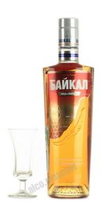 Baikal Мед с перцем 0.5 л настойка горькая Байкал Мед с перцем 0.5l