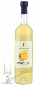 Dellavalle лимончело Деллавалле