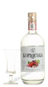 водка Борщёвка Особая 0.5l