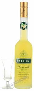 Pallini 0.7l лимончелло Паллини 0.7л