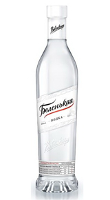 водка Беленькая 0.5l