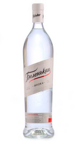 водка Беленькая 1l