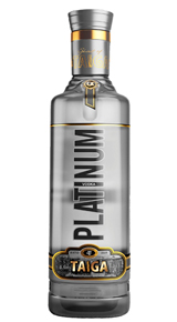 Taiga водка Тайга Платинум 0.5l