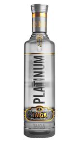 Taiga водка Тайга Платинум 0.7l