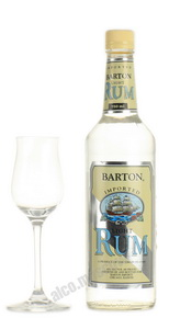 Barton Light Ром Бартон Лайт
