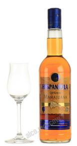 Hispaniola Mamajuana Ром Испаньола Мамахуана