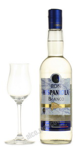 Hispaniola Blanco Ром Испаньола Бланко