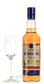 Hispaniola Anejo Ром Испаньола Аньехо