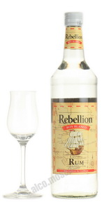 Rebellion White Ром Ребеллион белый