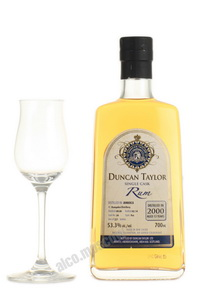 Duncan Taylor 2000 Ром Данкан Тейлор 2000 года
