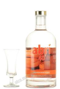 Abri водка Абрикосовая Абри 0.75l