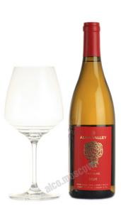 Alma Valley Pinot Blanc Российское вино Алма Велли  Пино Блан