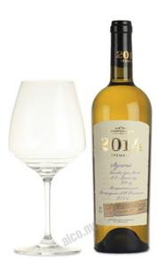 Вино Запорожское Мускат Премуим 2014