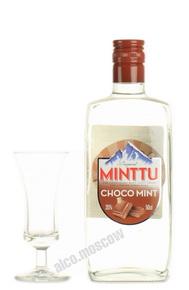 Ликер Минтту Шоколадная Мята Ликер Minttu Choco Mint