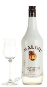 Ликер Малибу 1л Ликер Malibu 1l