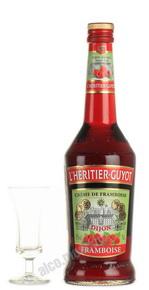 Ликер Л`Эритье-Гюйо со вкусом малины Ликер I`Heritier Guyot Framboise