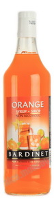 Bardinet Orange Сироп Бардине со вкусом Апельсина