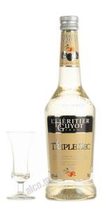 Ликер Л`Эритье-Гюйо Ле Трипл Сек Ликер I`Heritier Guyot Le Triple Sec