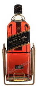 Johnnie Walker Black Label 12 years шотландский виски Джонни Уокер Блэк Лейбл 12 лет