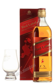 Johnnie Walker Red Label 700 ml виски Джонни Уокер Ред Лейбл 0.7 л в п/у