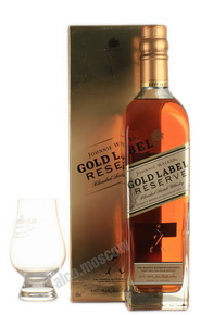 Johnnie Walker Gold Label Reserve 700 ml шотландский виски Джонни Уокер Голд Лейбл Резерв 0.7 л п/у