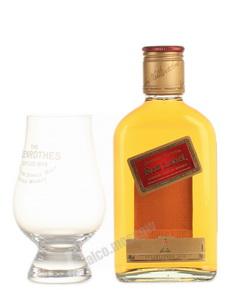Johnnie Walker Red Label шотландский виски Джонни Уокер Рэд Лэйбл 0,2 л