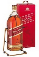 Johnnie Walker Red Label 4.5 l виски Джонни Уокер Ред Лейбл 4.5 л