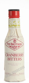 Биттер Fee Brothers Cranberry Bitter Фи Бразерс Клюква