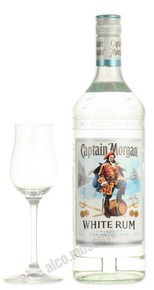 Captain Morgan White ром Капитан Морган Уайт 1 л