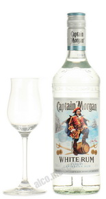 Captain Morgan White ром Капитан Морган Уайт 0.7 л