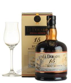 El Dorado 15 years ром Эль Дорадо 15 лет
