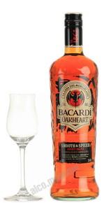 Bacardi Oakhart 1 l ром Бакарди Оакхарт 1 л