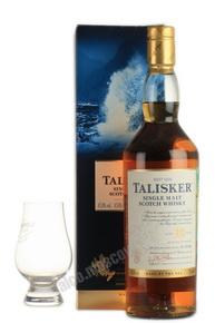 Talisker 18 years виски Талискер 18 лет
