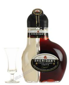Sheridans Coffee Origina 0.7 l ликер Шериданс Кофейный Двухслойный Оригинальный 0.7 л