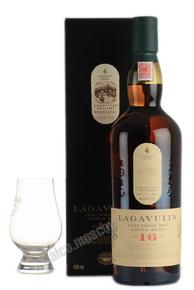 Lagavulin 16 лет шотландский виски Лагавулин 16 лет п/у
