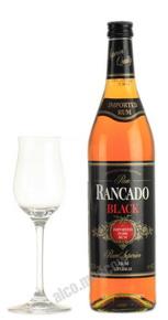 Rancado Black Ром Ранкадо черный