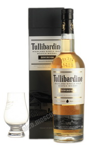 Tullibardine 25 years old виски Тулибардин 25 лет