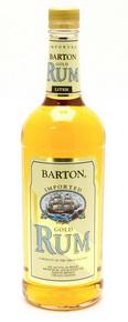 Barton Gold Ром Бартон Золотой