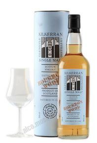 Kilkerran 9 years Bourbon wood виски Килкерран 9 лет Бурбон вуд в тубе