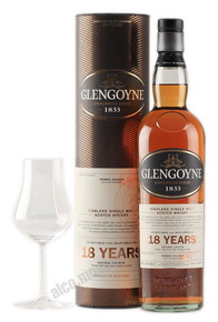 Glengoyne 18 years old виски Гленгойн 18 лет