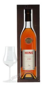 Коньяк Hine 1985 коньяк Хайн 1985 года