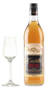 Castillo Spiced ром Кастильо Спайсд
