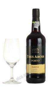 Tres Arcos Tawny Портвейн Трес Аркос Тони