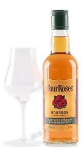 Four Roses 350 ml виски Фор Розес 0.35 л