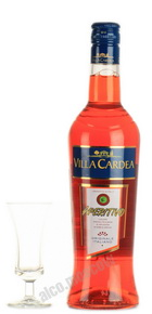 VIlla Cardea Aperitivo ликер Вилла Кардеа Аперитиво