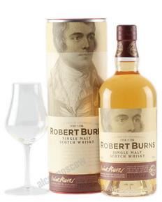 Robert Burns Single Molt виски Роберт Бернс Сингл Малт