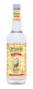 Optimum Blanco ром Оптимум Рон Бланко 1л