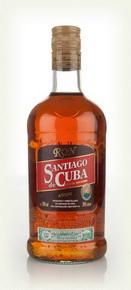 Santiago de Cuba Anejo Ром Сантьяго де Куба Аньехо