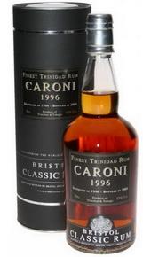 Bristol Classic Rum 1996 Ром Бристол Классик 1996